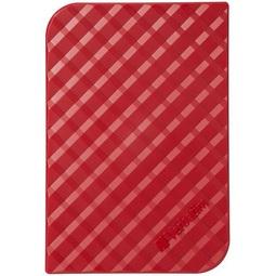 Внешний накопитель Verbatim 053203 Красный