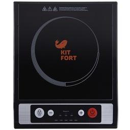 Электрическая плита Kitfort КТ-107 Black