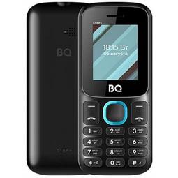 Мобильный телефон BQ 1848 Step+ Black/Blue