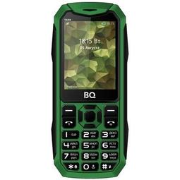 Мобильный телефон BQ 2428 Tank Green