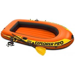 Надувная лодка Intex 58358NP Exlorer Pro 300 Set