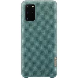 Чехол для смартфона Samsung Kvadrat Cover (EF-XG985FGEGRU) Green Для Samsung Galaxy S20+