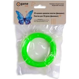 3D ручка X Game Kids PLA-Green-10