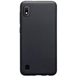 Чехол для смартфона Borasco Mate Для Samsung Galaxy A10 Черный