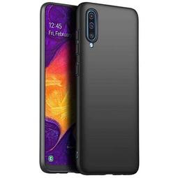 Чехол для смартфона BoraSCO Mate Для Samsung Galaxy A70 Черный