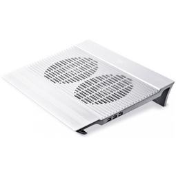 Подставка охлаждения для ноутбука Deepcool N8 DP-N24N-N8SR Silver