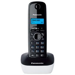 Радиотелефон Panasonic KX-TG1611RUW White