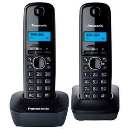 Радиотелефон Panasonic KX-TG1612RUH Grey