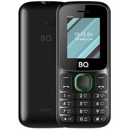 Мобильный телефон BQ 1848 Step+ Black/Green
