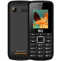 Мобильный телефон BQ 1846 One Power Black/Orange