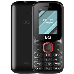 Мобильный телефон BQ 1848 Step+ Black/Red