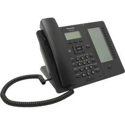 Проводной телефон Panasonic KX-HDV230RUB