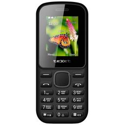 Мобильный телефон Texet TM-130 Black/Red