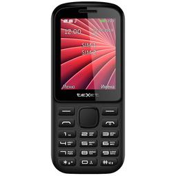 Мобильный телефон Texet TM-218 Black/Red