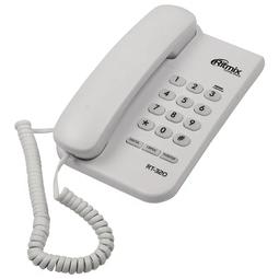 Проводной телефон Ritmix RT-320 White