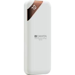 Внешний аккумулятор Canyon CNE-CPBP5W 5000mAh White