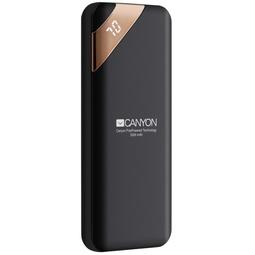 Внешний аккумулятор Canyon CNE-CPBP5B 5000mAh Black