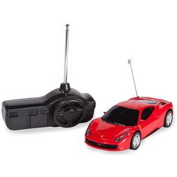 Радиоуправляемая игрушка Rastar 60500R Ferrari 458 Italia Red