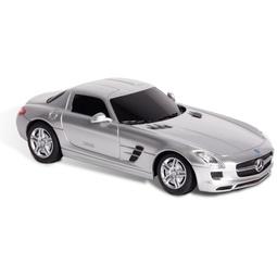 Радиоуправляемая игрушка Rastar 40100S Mercedes-Benz SLS AMG Silver
