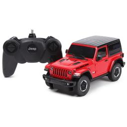 Радиоуправляемая игрушка RASTAR 79500R Jeep Wrangler (JL) Red