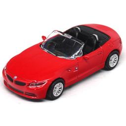 Игрушечная машинка Rastar 41400R BMW Z4 (E89) Red