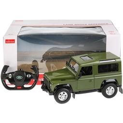 Радиоуправляемая игрушка Rastar 78400G Land Rover Defender