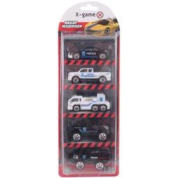 Набор игрушек X-Game XGCM5N Полиция