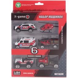 Набор игрушек X-Game XGCM6K 911