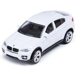 Игрушечная машинка Rastar 33700W BMW X6 White