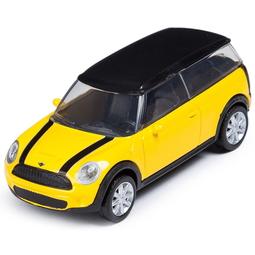 Игрушечная машинка Rastar 37300Y Mini Clubman R55 Yellow