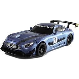 Радиоуправляемая игрушка Rastar 74820B Mercedes-Benz GT3 Transformable Car