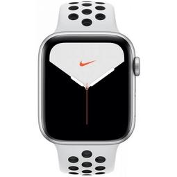 Smart часы Apple Watch Nike Series 5 40mm Silver Aluminium Case with Pure Platinium/Black Nike Sport Band