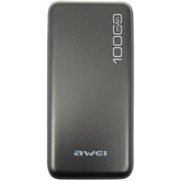 Внешний аккумулятор Awei P28K 10000mAh Black