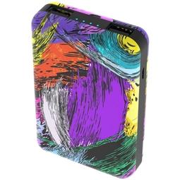 Внешний аккумулятор Ritmix RPB-10007 10000mAh Paint