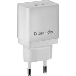 Зарядное устройство Defender EPA-10 White