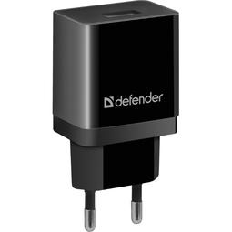 Зарядное устройство Defender EPA-10 Black