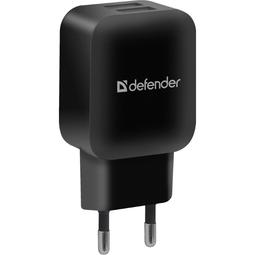 Зарядное устройство Defender EPA-13 Black