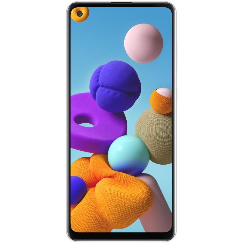 Смартфон Samsung Galaxy A21s 32Gb White