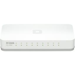 Коммутатор D-Link DGS-1008A/E1A