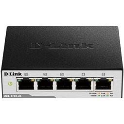 Коммутатор D-Link DGS-1100-05/B1A