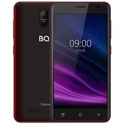 Смартфон BQ 5016G Choice Wine Red