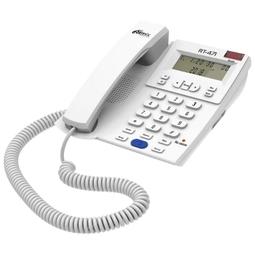 Проводной телефон Ritmix RT-471 White
