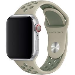 Ремешок для Smart часов Apple Nike Sport Band/S/M и M/L Для Apple Watch 40mm (MV7W2ZM/A) Spruce Fog/Vintage Lichen