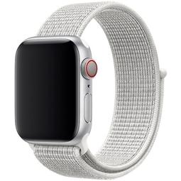 Ремешок для Smart часов Apple Nike Sport Loop Для Apple Watch 40mm (MV7F2ZM/A) Summit White