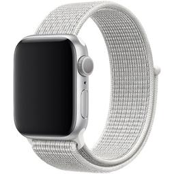Ремешок для Smart часов Apple Nike Sport Loop Для Apple Watch 40mm (MX802ZM/A) Summit White