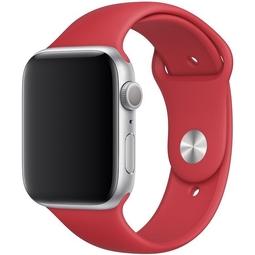 Ремешок для Smart часов Apple Sport Band/S/M и M/L Для Apple Watch 44mm (MU9N2ZM/A) Red