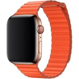 Ремешок для Smart часов Apple Leather Loop/M Для Apple Watch 44mm (MV602ZM/A) Sunset