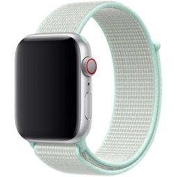 Ремешок для Smart часов Apple Nike Sport Loop Для Apple Watch 44mm (MV8C2ZM/A) Teal Tint