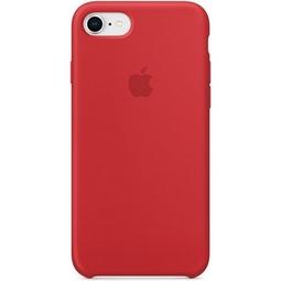 Чехол для смартфона Apple Silicone Case Для IPhone 8/7/SE2020 Red