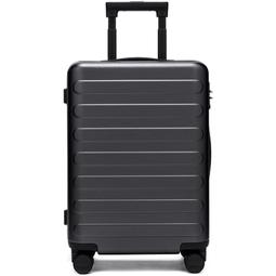 """Чемодан Xiaomi 90 Points Seven Bar Suitcase 20"""" Черный"""